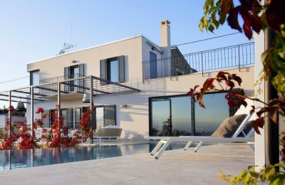 Luxury and magical villa in Istria, Croatia